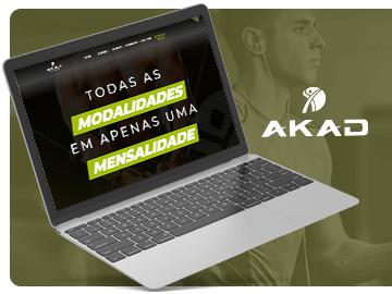 Website AKAD